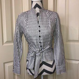 Jones New York Ladies Petite Dress Shirt